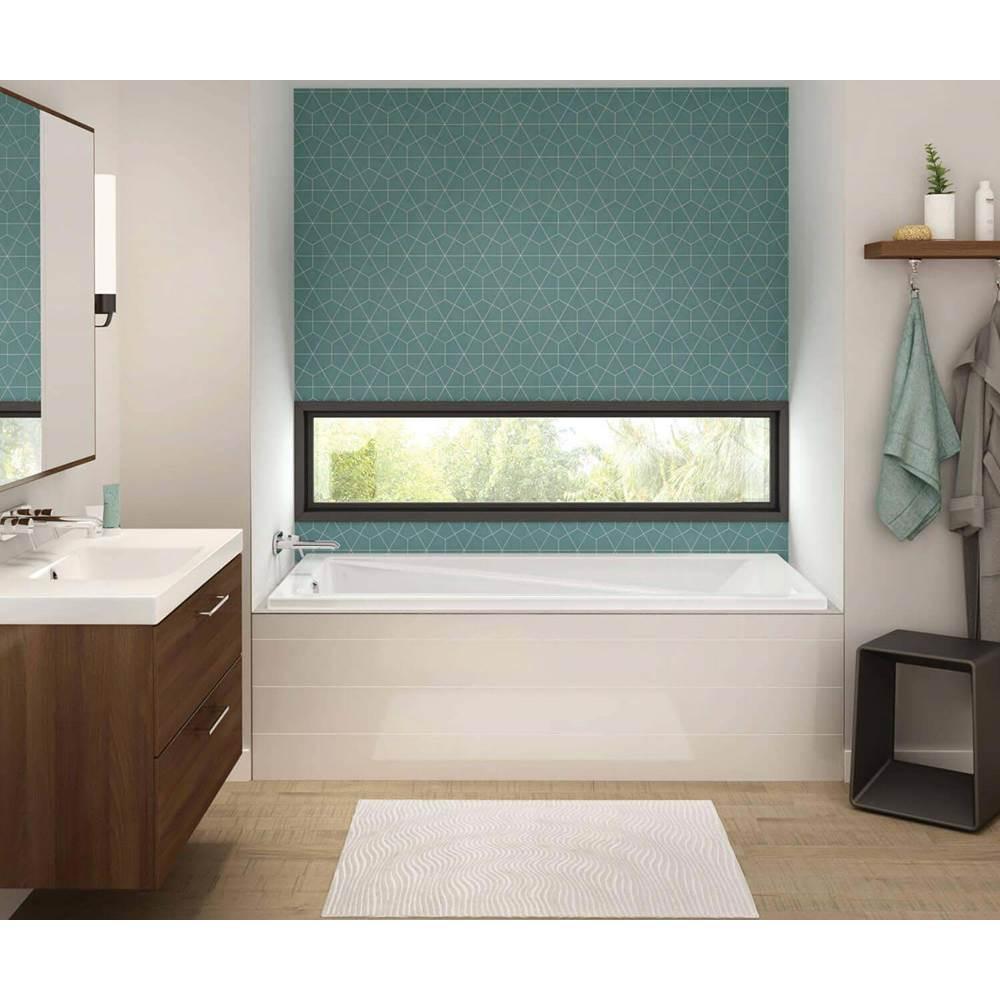 Poser Une Baignoire Avec Rebord baignoires de trempage   espace plomberium - quebec-canada